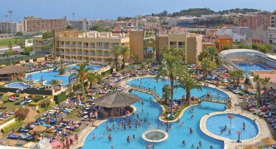 Evenia Olympic Palace & Spa Costa Brava Spanje