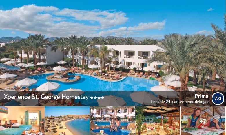 Xperience St. George Homestay Sharm El Sheikh