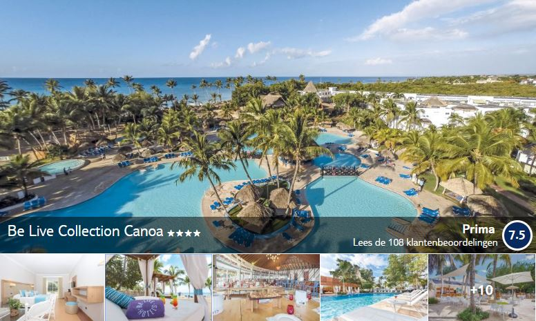 Be Live Collection Canoa Punta Cana