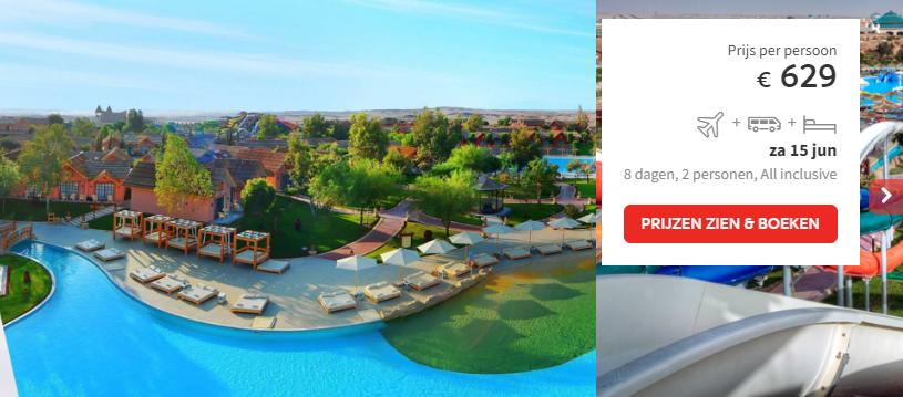 Prijs Hotel Pickalbatros Jungle Aqua Park