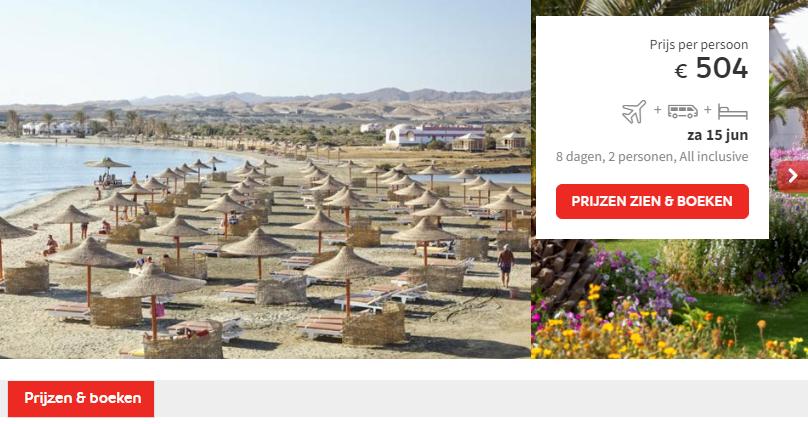 Prijs The Three Corners Equinox Beach Resort