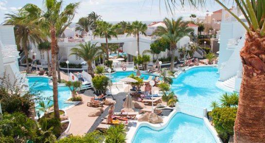 Lagos de Fanabe Beach Resort